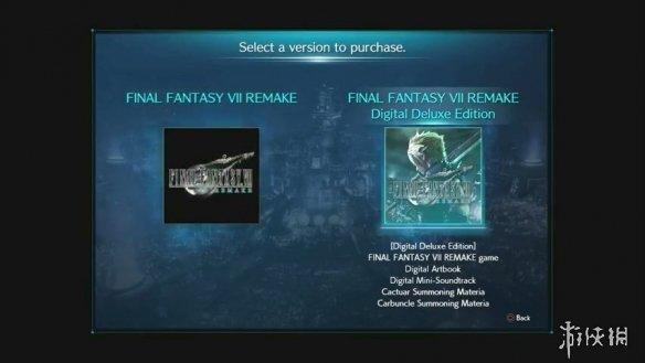 《最終幻想7:重制版》Demo戰斗演示:摧毀魔洸爐_克勞德