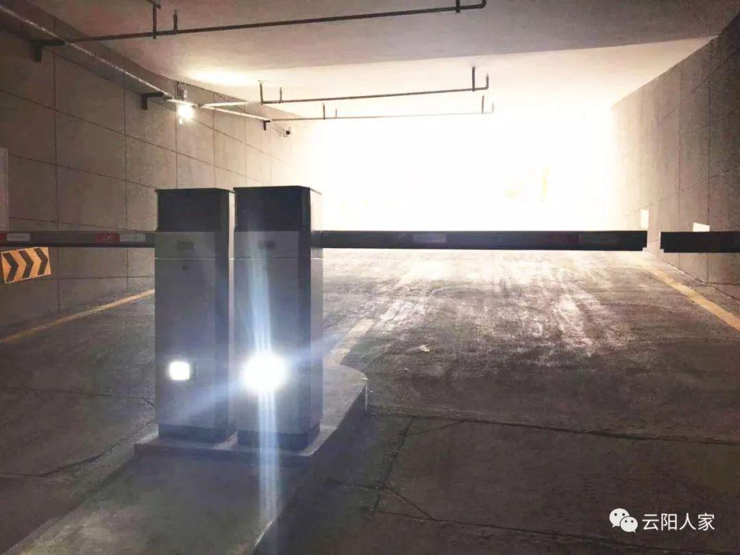滨江公园地下车库今天开放!停车费的价格是?