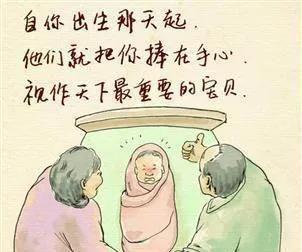 妈,春节把姥姥接过来吧 妈妈的回答让我看透了亲情