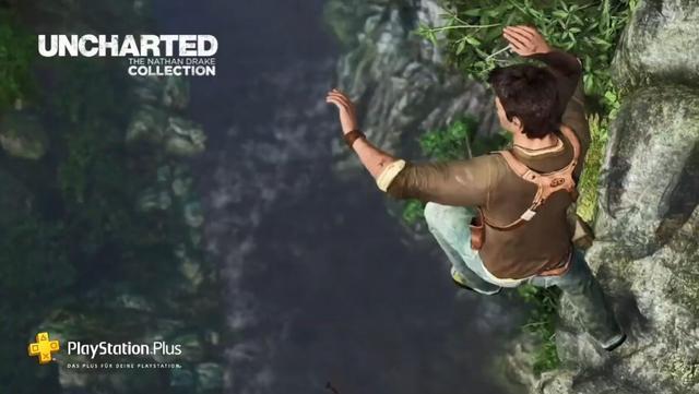 PlayStation德服1月会免:《神秘海域:德雷克合集》《模拟山羊》_游戏