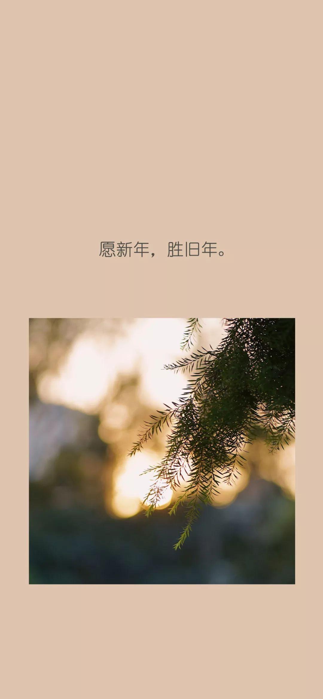 2021年跨年春节深紫色