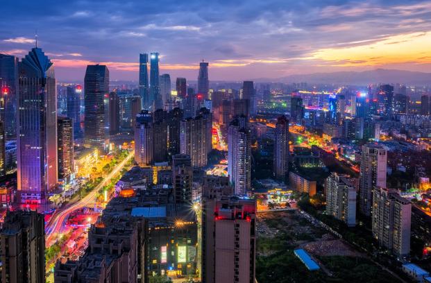 江西省人均gdp_江西各市GDP:南昌5596亿,4城GDP不足千亿,赣州增速第一