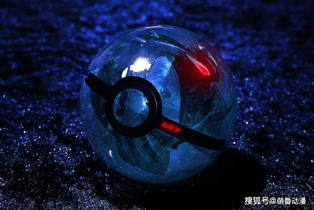 日本大神制作迷你版精靈球,想要看清楚,還需要使用放大鏡才行