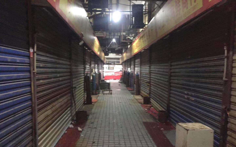 武汉不明原因肺炎患者转入传染病医院,市场附近居民感染