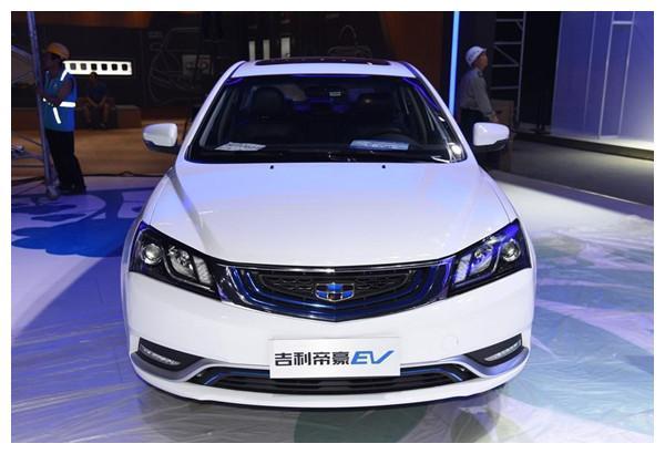 吉利和卡威新能源汽车哪个好?卡维W1推荐