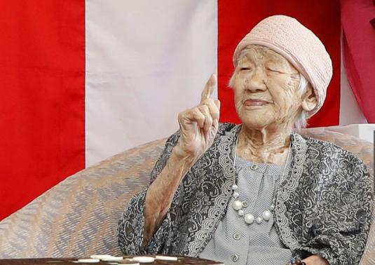 世界最长寿老人 人怎么才能长寿活的更长久?