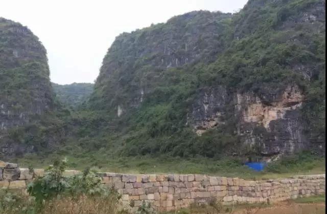 快看!上林最早的古城遗址,全国重点文物保护单位!