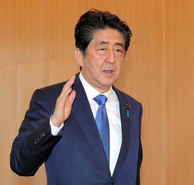 总裁的绯闻妻安倍再谈下任首相继承者:我会关