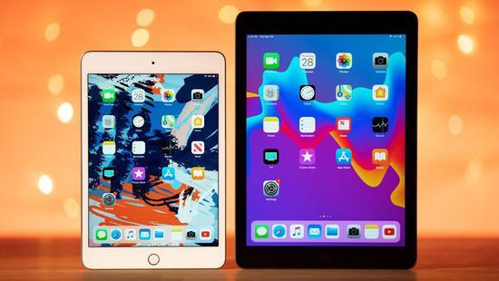 苹果中国宣布2019款iPad降价最高降幅达500元_售价