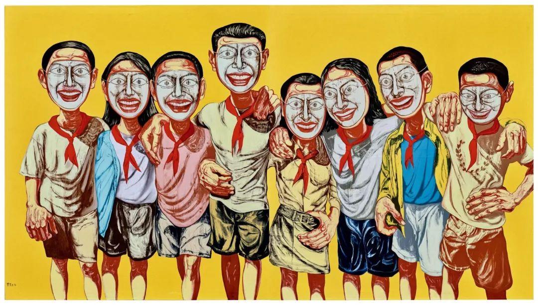 <b>拍卖 | 过去十年中,谁在领跑中国当代艺术市场</b>