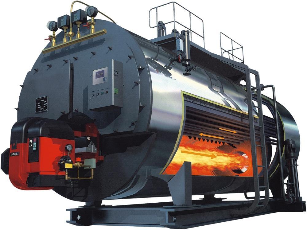 神风锅炉 燃气热水锅炉系列