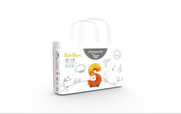 孕婴用品产品包装设计