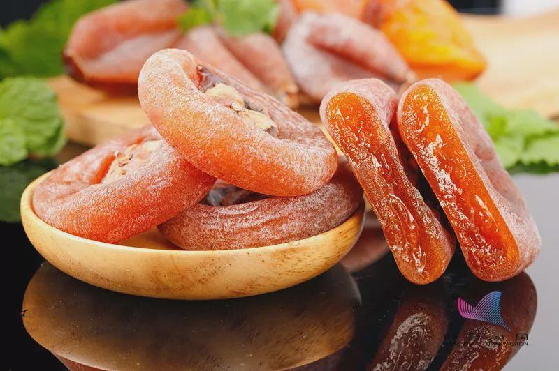 柿饼上的白霜是什么?到底能吃吗