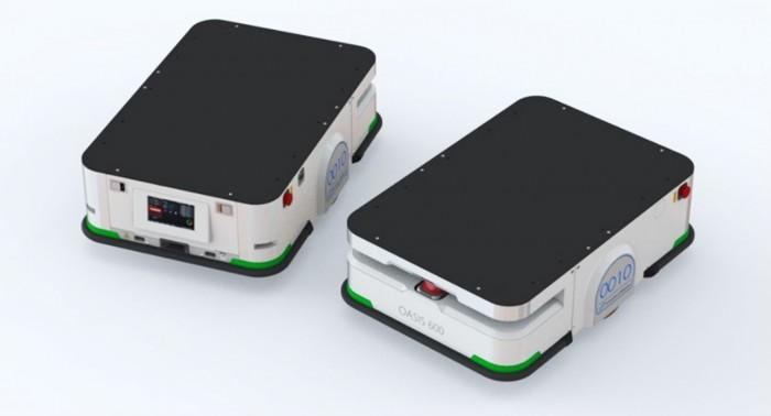 工业4.0规划下,斯坦德激光导航AGV如何提升工厂自动化