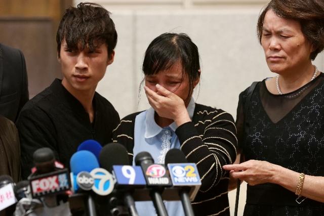 章莹颖家人诉美校方两名社工遭驳回!凶手曾直言对连环杀手着迷