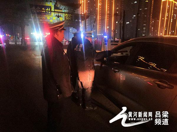 shij岚县交警报送酒驾典型案例