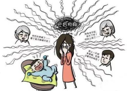 产后抑郁症的症状 新妈妈必看!超过5个就危险了!