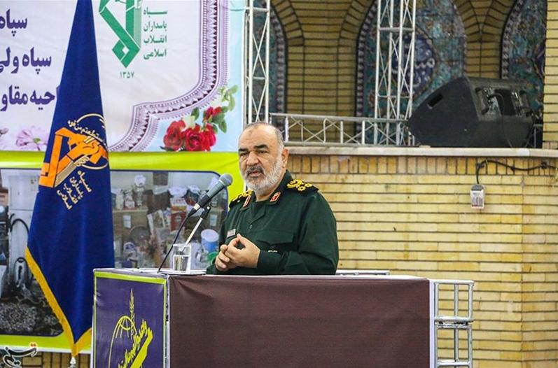 域名反查伊斯兰革命卫队总司令提醒美国注意言
