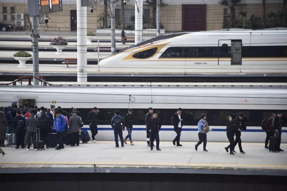 累计售票超3亿张春节回家的火车票你买了吗?
