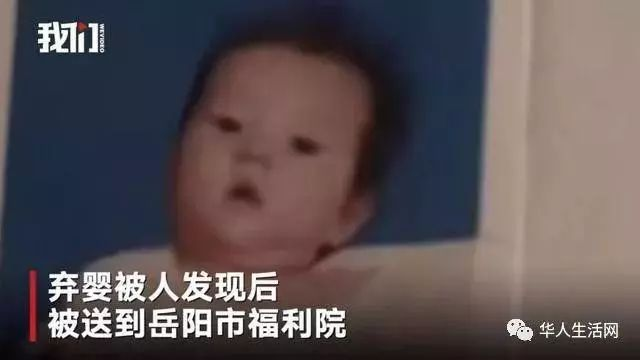 华裔女孩被遗弃24年后回国寻亲,湖南岳阳一群父母争着相认