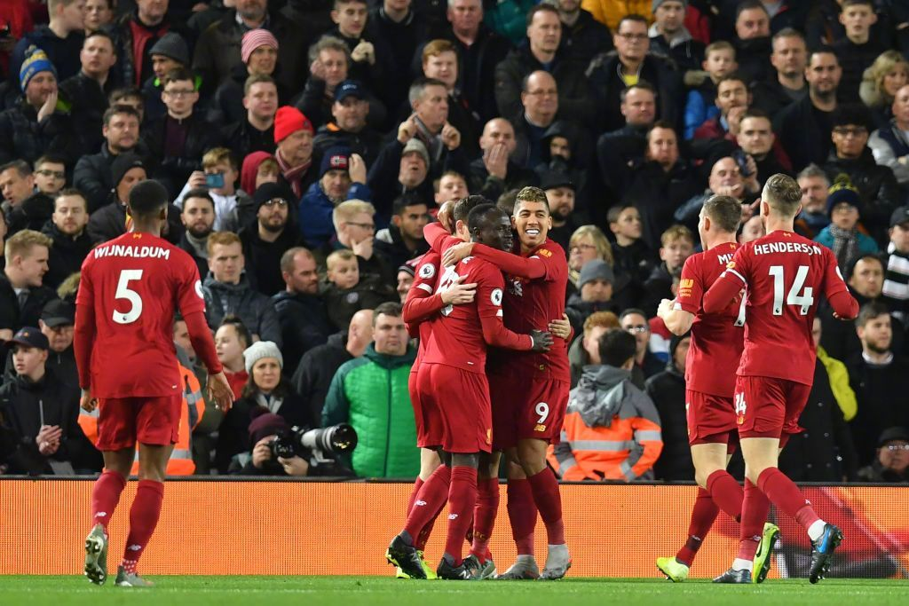 原创            英超最新积分榜:利物浦击败升班马,依旧领先13分,前三已失悬念
