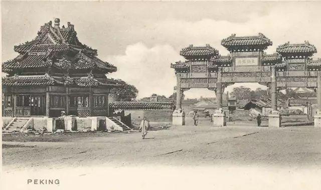 老北京的城门,就这样一座一座拆没了