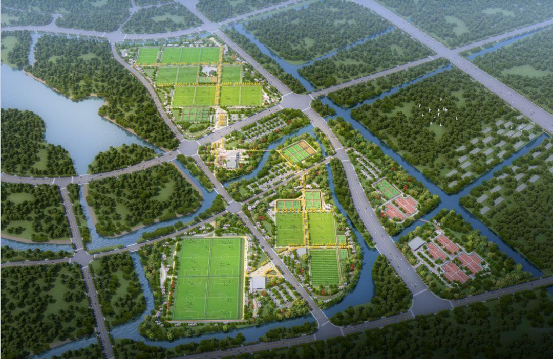 上海市民体育公园·足球公园开园_发展