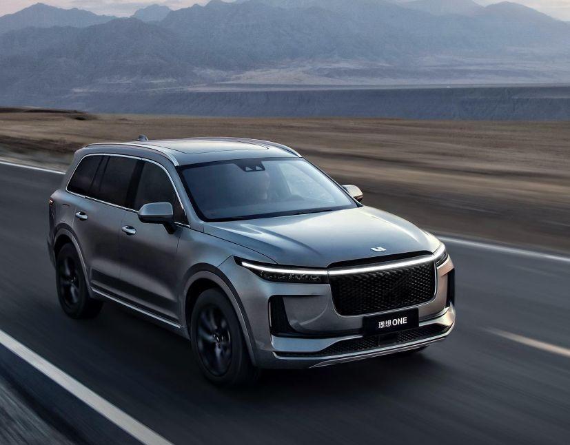 IPO│传理想汽车已在美递交IPO申请计划募资5亿美元今年上半年上市