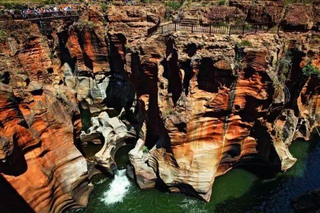 【地理视野】100个神奇的地质景观,你见过几处?