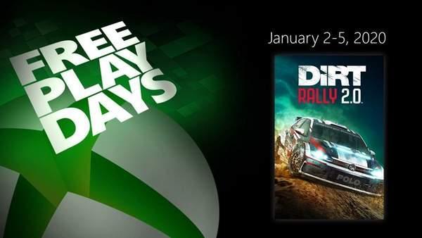 甲子镇Xbox《尘埃拉力赛2.0》免费试玩活动 本体同