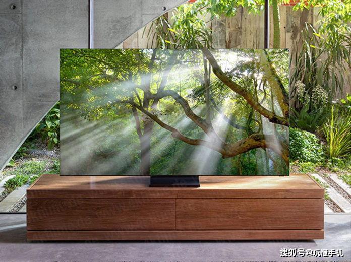 三星无边框电视外型曝光:屏幕尺寸65英寸起,或将在CES亮相
