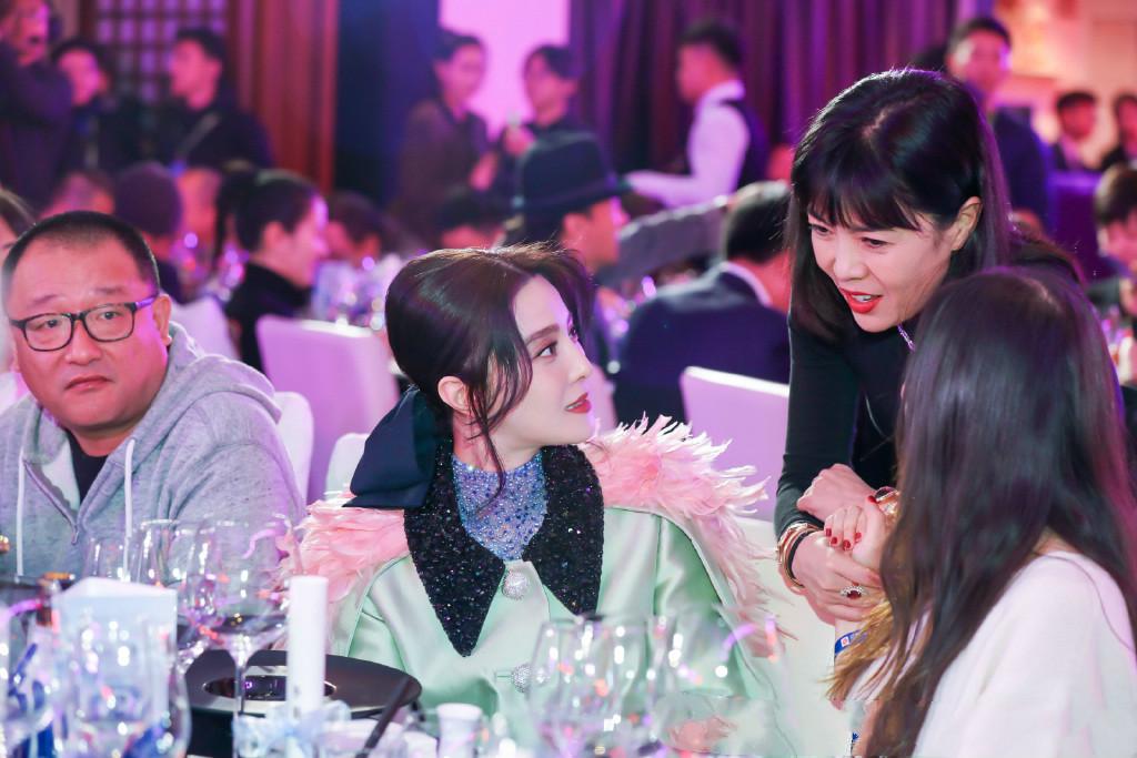 一个饭局引发的复出,范冰冰自称像饺子,李玉导演回应正在合作