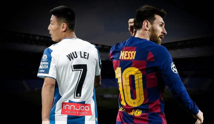 2019/2020西甲常规赛第19直播:西班牙人vs巴萨 高清直播