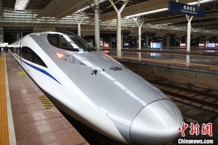 2020年春运江西铁路将发送旅客1530万人次