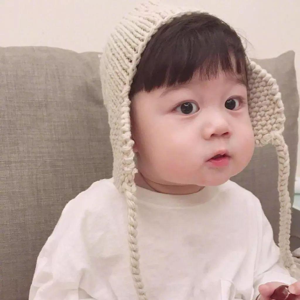 微信头像可爱萌小男孩