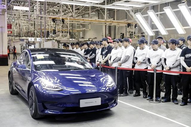 特斯拉Model 3祭出降价大招,蔚来们还有未来么