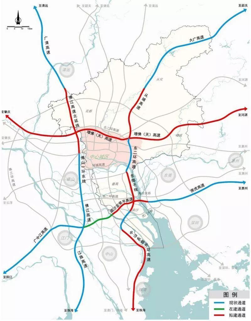 好消息 广州将规划14个高铁站,速看哪些与增城有关