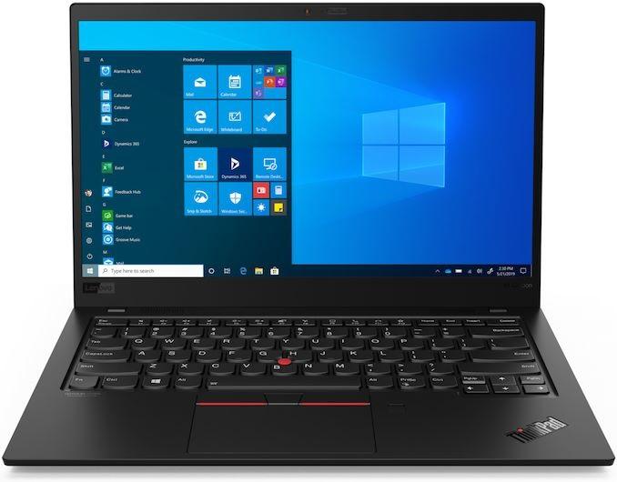联想2020款ThinkPad X1 Carbon/Yoga公布:设计小改,性能更强
