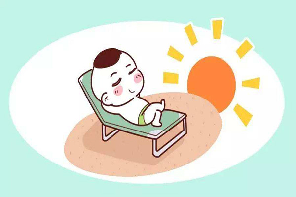 新生儿晒太阳好吗 如何给新生儿晒太阳