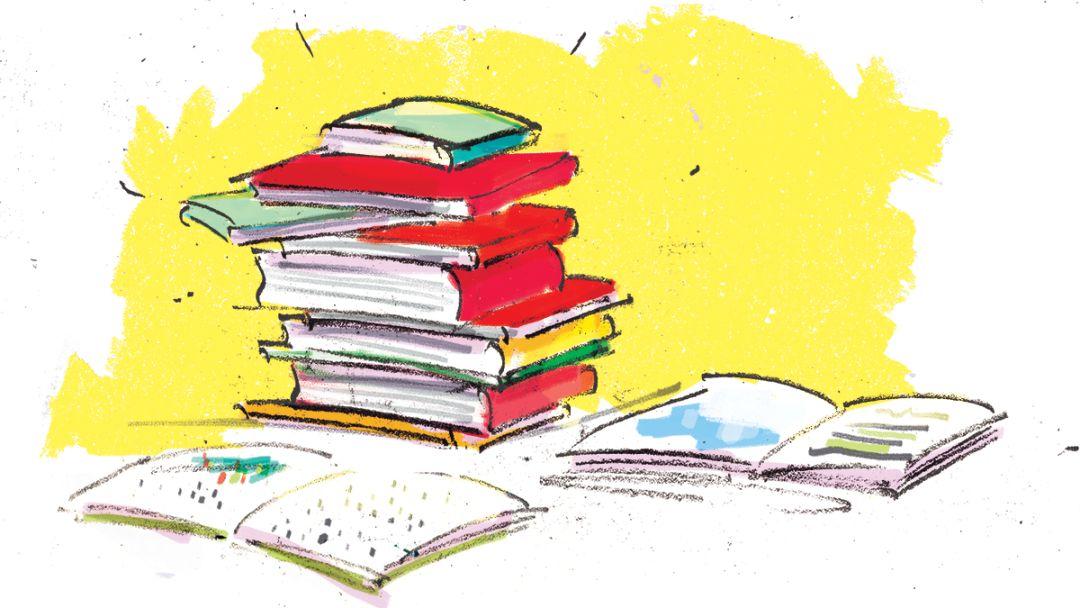 阅读+思维+写作+沟通缺一不可,美国?#34892;?#23398;语文课这样教