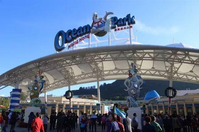 游客大跌6成!香港海洋公园建议员工放无薪假或提早退休