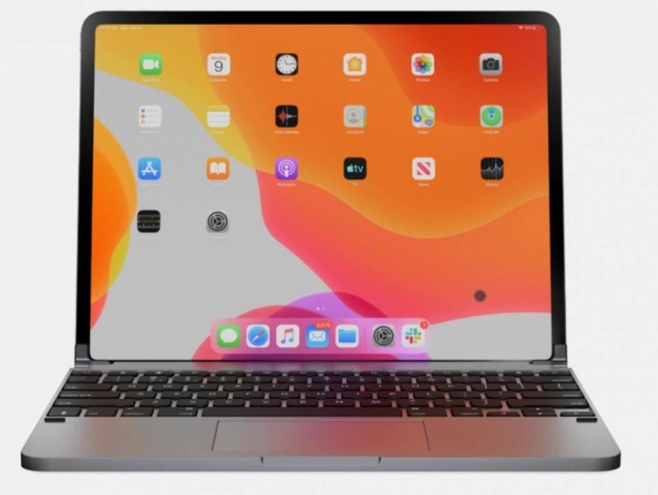 苹果奇趣好物:配件商新出的iPad Pro键盘,口碑赞!