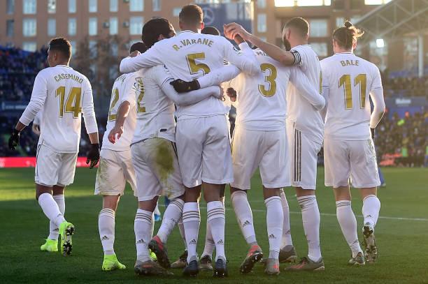 西甲-瓦拉内头槌莫德里奇破门 皇马3-0新年开门红