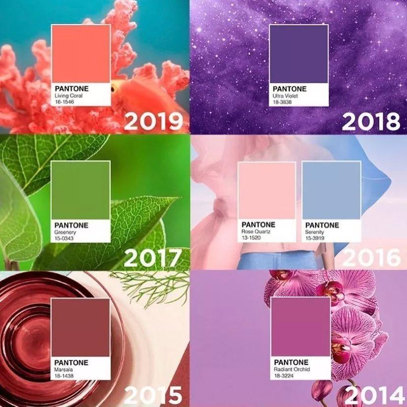 """""""死亡""""流行色大揭秘!土气蓝,荧光橘,炫彩紫你pick哪一款?"""