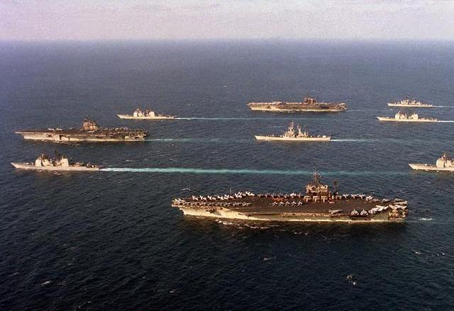 美伊战争有没有可能爆发?军事专家全面分析:目前只有一个可能