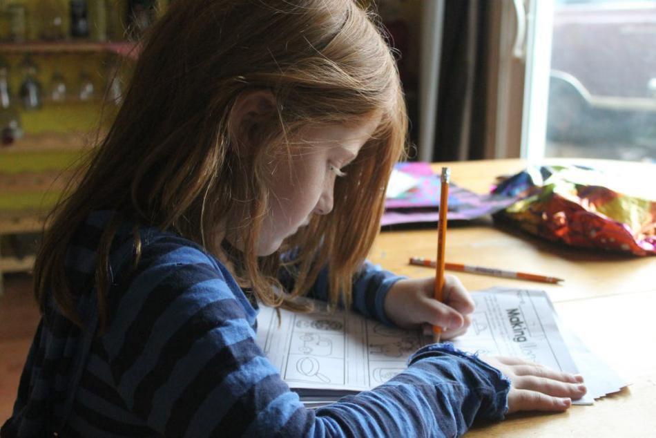 育儿大V因作业被骂上热搜,何必?孩子高效完成作业的秘诀就在三句话里