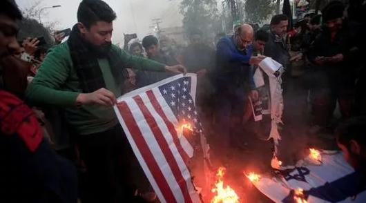 """金灿荣:美国""""定点暗杀""""伊朗将领,实际上是无能的表现_中国"""