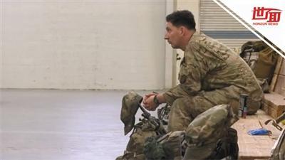 美军部署中东3500名士兵应对袭击威胁