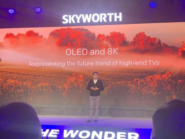 2020 CES前奏:创维欲以8K、OLED 重塑彩电价值