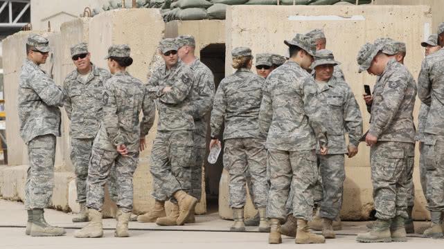 """决裂!伊拉克下""""逐客令""""驱逐美军,特朗普会不会赖着不走?_伊拉克政府"""